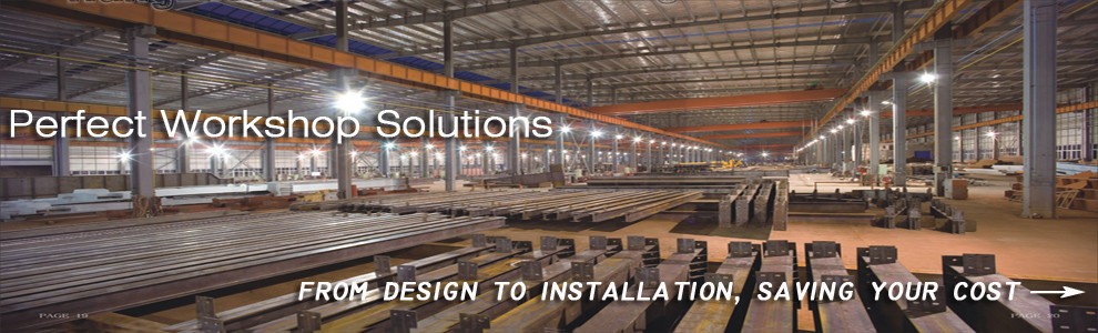 China best Industrial Steel Buildings on sales