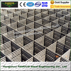 China Painted AS / NZS - 4671 Steel Reinforcing Mesh Industrial Shed Slabs Use supplier