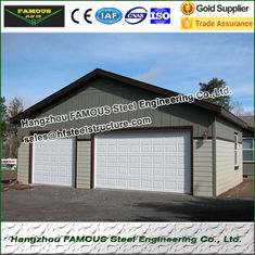 China Barn Store Industrial Steel Garage 20m Length 12m Width 4.5m Height supplier