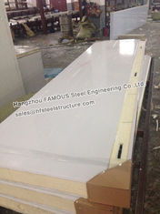 China High Airtightness Seafood Commercial Walk In Freezer Insulated Panels supplier