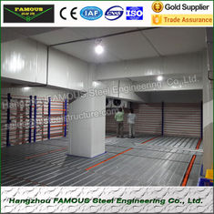 China Camlock PU Panels Freezer Cold Room Panel For Banana Ripening supplier