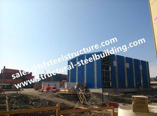China Industrial Steel Pre Engineered Buildings Structural Steel Construction ISO9001:2008 SGS supplier
