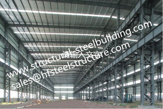 China Structural Commercial Steel Buildings For Apartment / Large Cathedral Project supplier