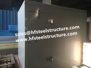 China Walk In Cold Room Insulated Cold Room Panels , Steel Buildings Cold Room Wall Panels supplier