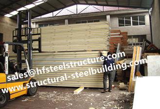 China Steel Sheet Material Blast freezer Cold Room Panel cold storage freezer supplier