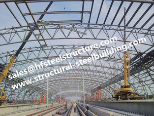 China Steel Structure Contractor Fabricator Industrial Steel Buildings Construction EPC supplier