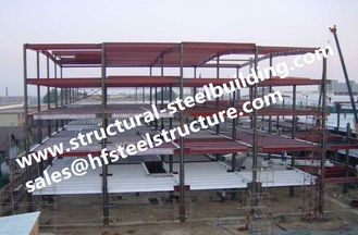 China Residential Building Apartments Builders And Commercial multi storey steel building Contractor supplier