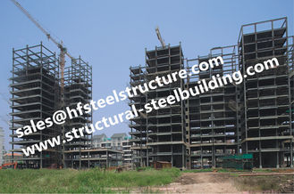 China USA Europe America Standard ASTM Industrial Steel Buildings For Warehouse Shed PEB And Workshops supplier