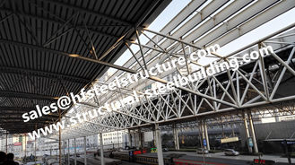 China Welded Craft Industrial Steel Buildings And Structural Steel Framed Buildings supplier