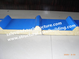 China PU Sandwich Cold Room Wall Panel for Cold Storage and Food Fresh Keeping Room supplier