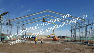 China Industrial Steel Buildings for Engineering Fabrication Construction Installation Turnkey Contractor supplier