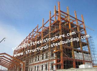 China Steel structure building hotel project pre-fabricated steel buildings construction supplier