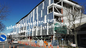 China High Rise Building And Multi-storey Steel Building For Residential Apartments supplier