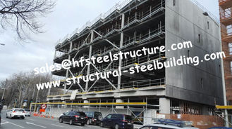 China High Rise Apartments Steel Buildings and Residential multi storey steel frame buildings supplier