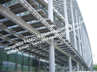 China Skyscraper High Rise Multi-storey Steel Building And Apartments Fabricated supplier