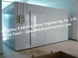 China Deep Freezer Cold Room Walk in Cold Storage And Frozen Freezer Walking Store For Fish And Meat supplier