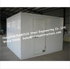 China Customized Walk in Freezer Rooms Made of Floor Panel And Thermal Insulation Material supplier