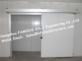 China EPS / PU Sandwich Panels Walk in Freezer Panel for Cold Storage to Keep Fruit Fresh supplier