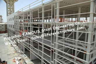 Professional Commercial Steel Buildings , Steel Structure Office Building