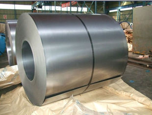 China ASTM 755 Hot Galvanized Steel Coil For Corrugated Steel Sheet supplier