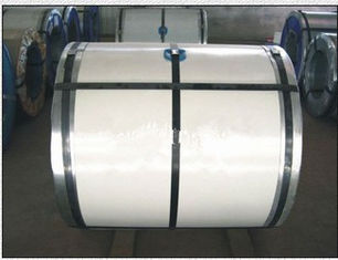 China Cold Rolled Galvanized Steel Coil , Electro-galvanized Zinc Steel Sheet supplier