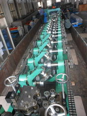 China Automatic Cold Roll Forming Machine 14KW With High Efficiency supplier