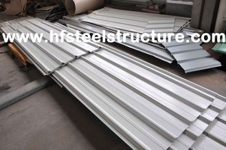 China Light Weight Industrial Metal Roofing Sheets For Building Material supplier