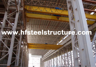 China Prefabricated Industrial Steel Buildings For Agricultural And Farm Building Infrastructure supplier