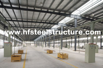 China Welding, Braking Structural Industrial Steel Buildings For Workshop, Warehouse And Storage supplier