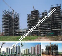 China Industrial Prefabricated Q235,Q345 Steel Multi-storey Steel Building For Factory, Workshop supplier