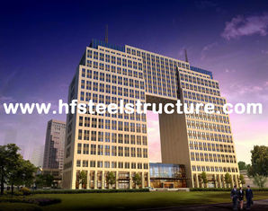 China Multi-Storey Steel Building For Office Building For Exhibition Hall, Office Building supplier