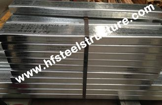 China Galvanized C Purlin Steel Building Kits For Construction Material / Bracket supplier