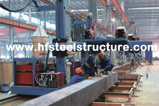 China OEM Galvanized Structural Steel Fabrications For Food And Other Processing Industries supplier