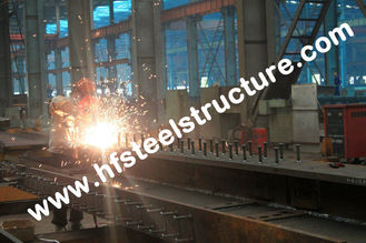 China Custom Rolling, Shearing, Sawing Alloy Steel and Carbon Structural Steel Fabrications supplier