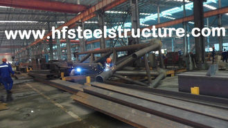 China Alloy Steel And Carbon Structural Steel Fabrications For Chemical Industry, Coal Industry supplier