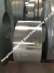 China Hot Dipped Cold Rolled Galvanized Steel Coil For Light Industry supplier