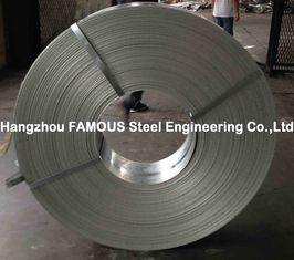 China Cold Rolled Steel Strip Galvanized Steel Coil With Hot Dipped Galvanized supplier