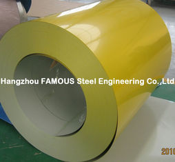 China Galvanized Galvalume Prepainted Steel Coil PPGI PPGL CGCC Roofing Steel supplier
