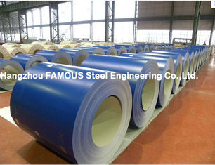 China PPGI PPGL Prepainted Steel Coil Corrugated Roofing Making Color Coated Steel Zinc AZ Chinese Manufacturer supplier
