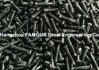China Tension Control Steel Buildings Kits Bolt TC And Nut Heat Treatment supplier