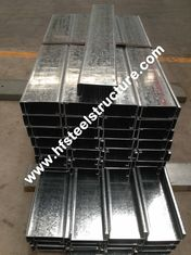 China Hot Dipped Galvanised Steel Purlins supplier