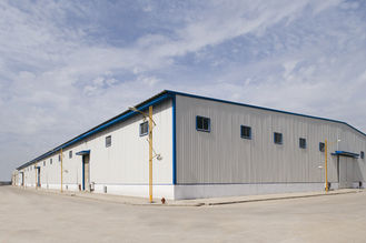 China PKPM , 3D3S, X-steel Industrial Steel Building Design And Fabrication supplier