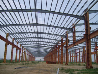 China Stabilized And Guaranteed Industrial Steel Buildings Fabricated supplier