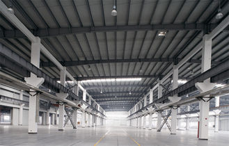 China OEM Industrial Steel Buildings Fabrication And Process By Customized supplier