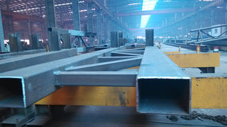 China Steel Building Structural Steel FabricationsBy Professional Production Line supplier