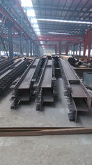 China All Kinds Of Steel Profiles H Beams C and Z Purlin Angle Plate Fabrication supplier