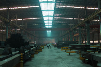 China Q235 Q345 Buliding Structural Steel Fabrications According to Auto CAD Drawings supplier