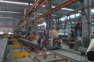 China Frame Building Structural Steel Fabrications Resistance To Bad Climates supplier