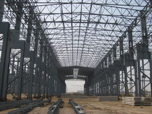 China Construction Structural Steel Fabrications With Standards ASTM JIS NZS EN supplier