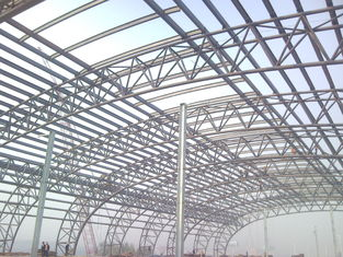 China Pre Engineered Structural Steel Fabrications For Warehouse / Workshop / Gym supplier